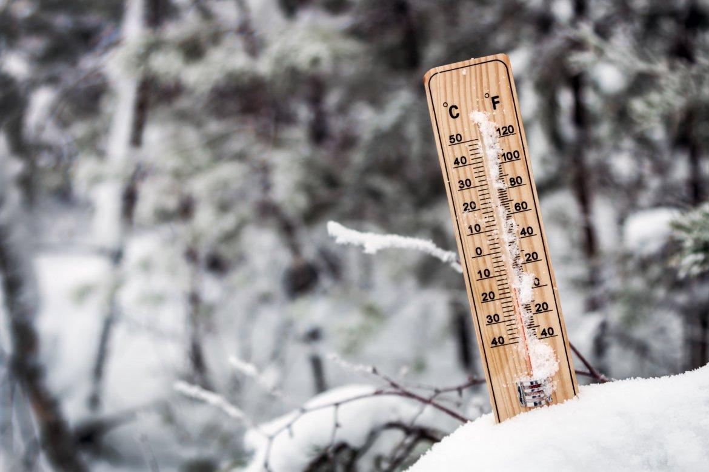 Аномальное похолодание 2021